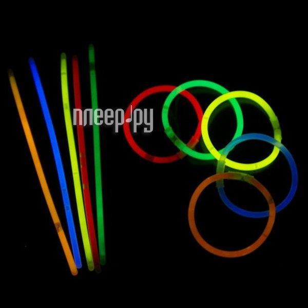 Гаджет СмеХторг Светящиеся палочки-браслеты (100 штук)