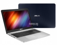 ������� ASUS K501LB-DM131D 90NB08P1-M02350 (Intel Core i5-5200U 2.2 GHz/6144Mb/1000Gb/No ODD/nVidia GeForce 940M 2048Mb/Wi-Fi/15.6/1920x1080/DOS)