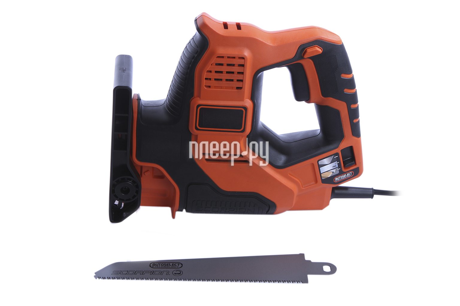 Пила Black+Decker Scorpion RS890K