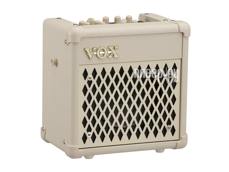 Комбо-усилитель VOX Mini5 Rhythm Ivory