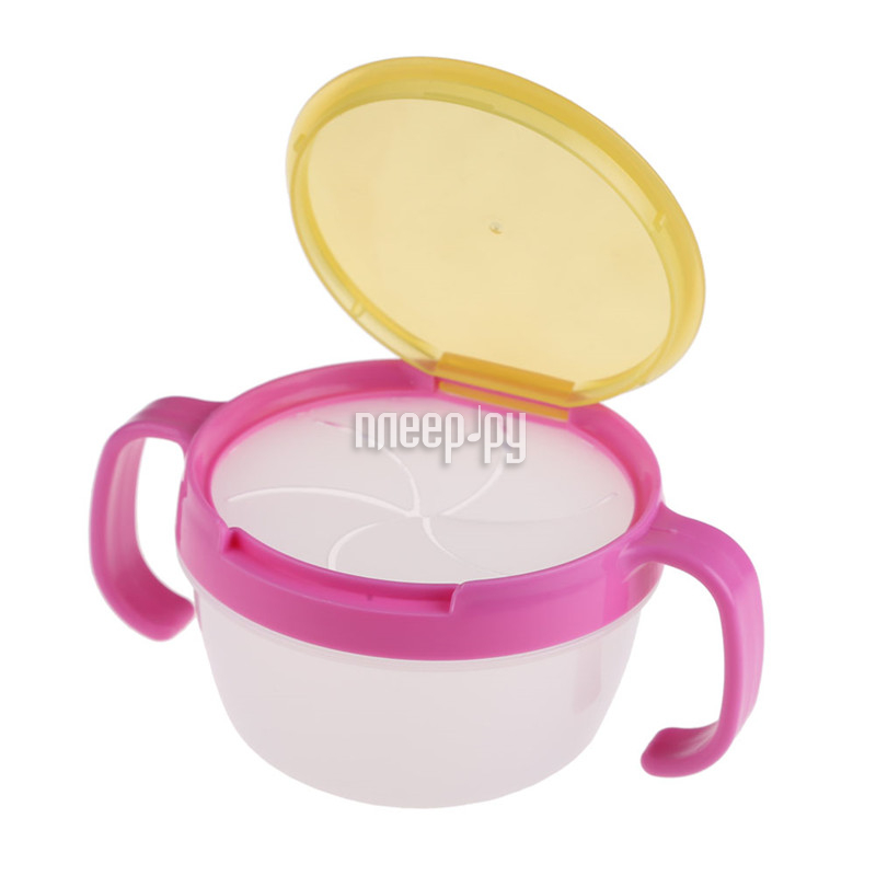 Ланч-бокс Bradex Поймай печенье Pink DE 0161