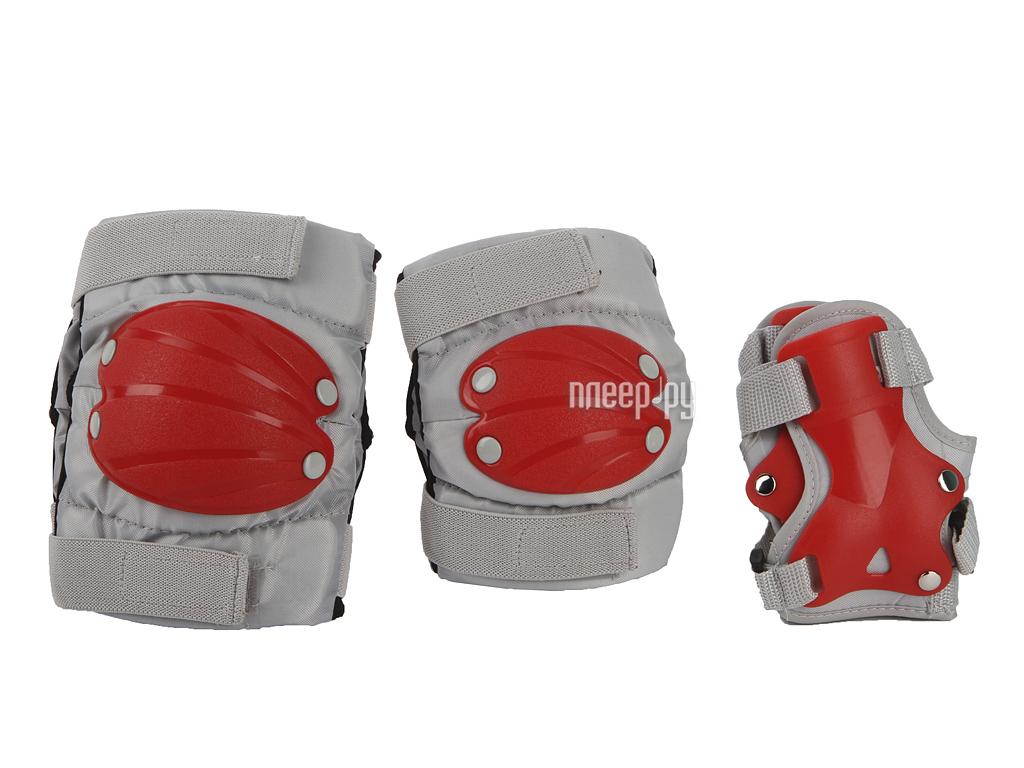 Комплект защиты Tech Team Dyna L Red