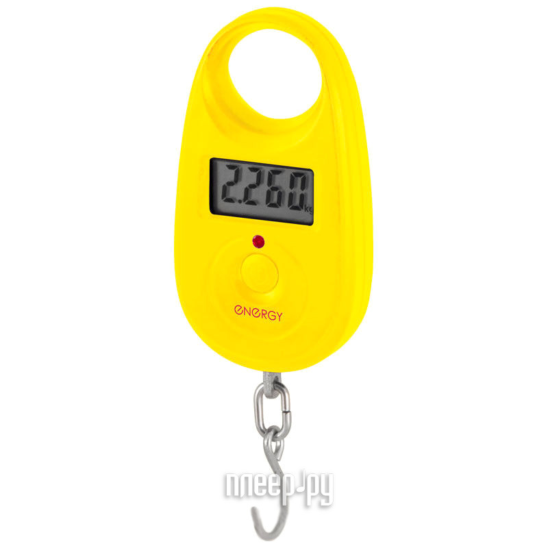 Весы Energy BEZ-150 Yellow
