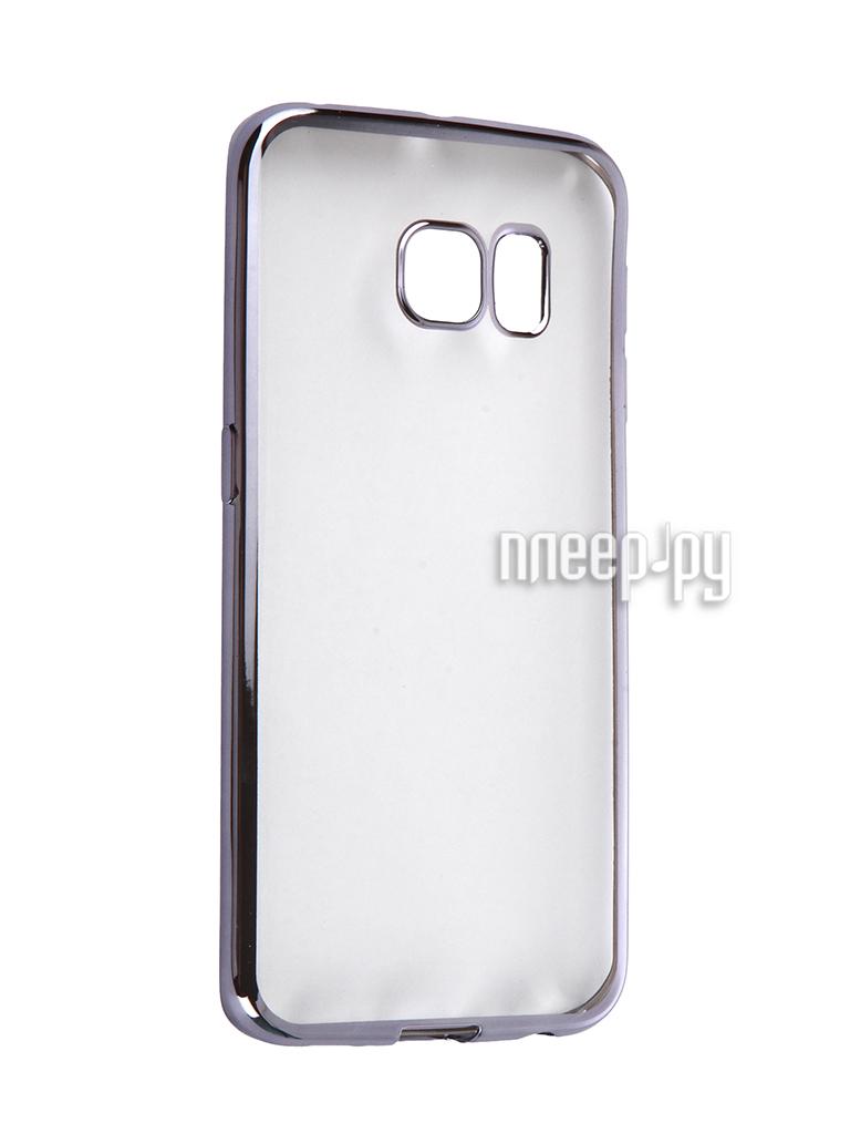 Аксессуар Чехол Samsung Galaxy J3 2016 SkinBox 4People Silicone Case Transparent T-S-SGJ32016-005