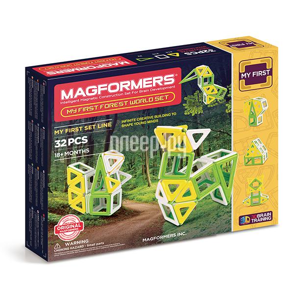 Конструктор Magformers My First Forest World 702009