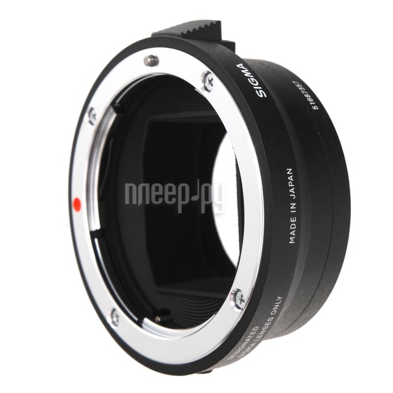 Переходное кольцо Sigma MC-11 Автофокусный адаптер для Canon EF / Sony E