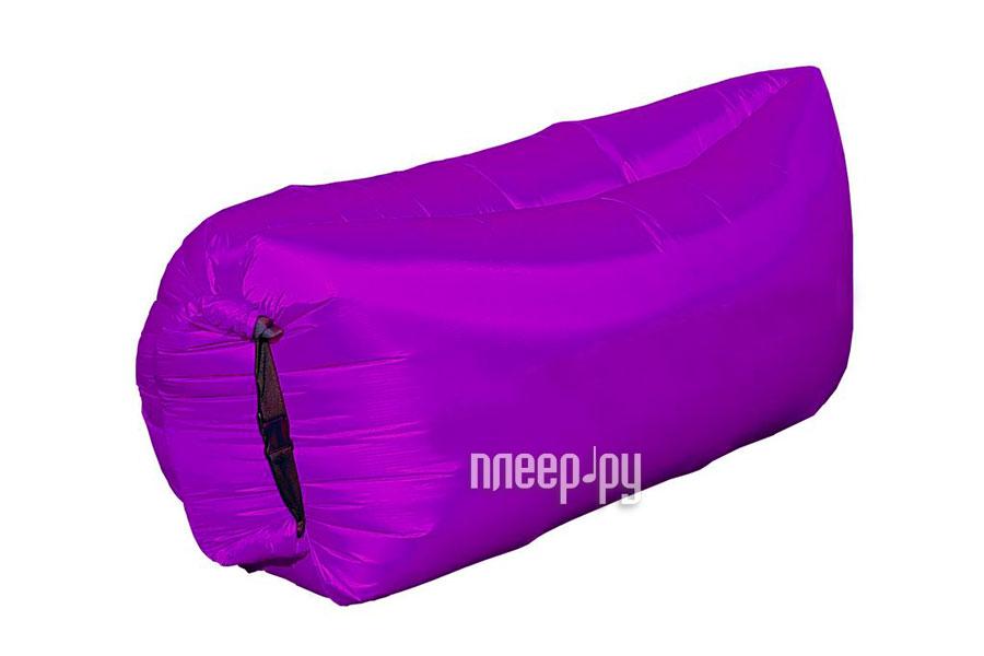Надувной матрас Lamzac 220x70cm Purple