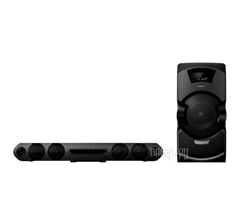 Звуковая панель Sony MHC-GT3D