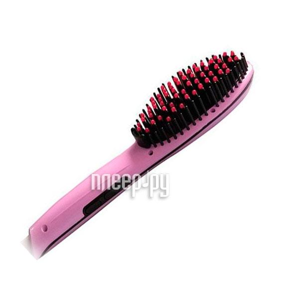 Стайлер Fast Hair Straightener HQT-906 Pink