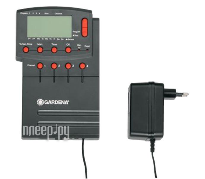 Блок управления поливом GARDENA 4040 modular Comfort 01276-27.000.00