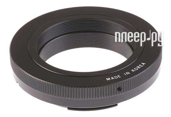 Переходное кольцо Samyang Adapter Ring T-mount - Nikon chip - с датчиком подтверждения наводки на резкость  Pleer.ru  1317.000