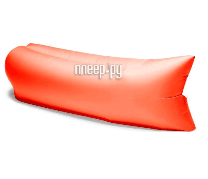 Надувной матрас Lamzac 220x70cm Orange