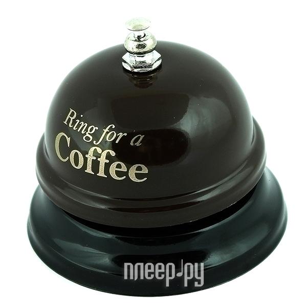 Гаджет Эврика Звонок настольный Ring for a Coffe 95093