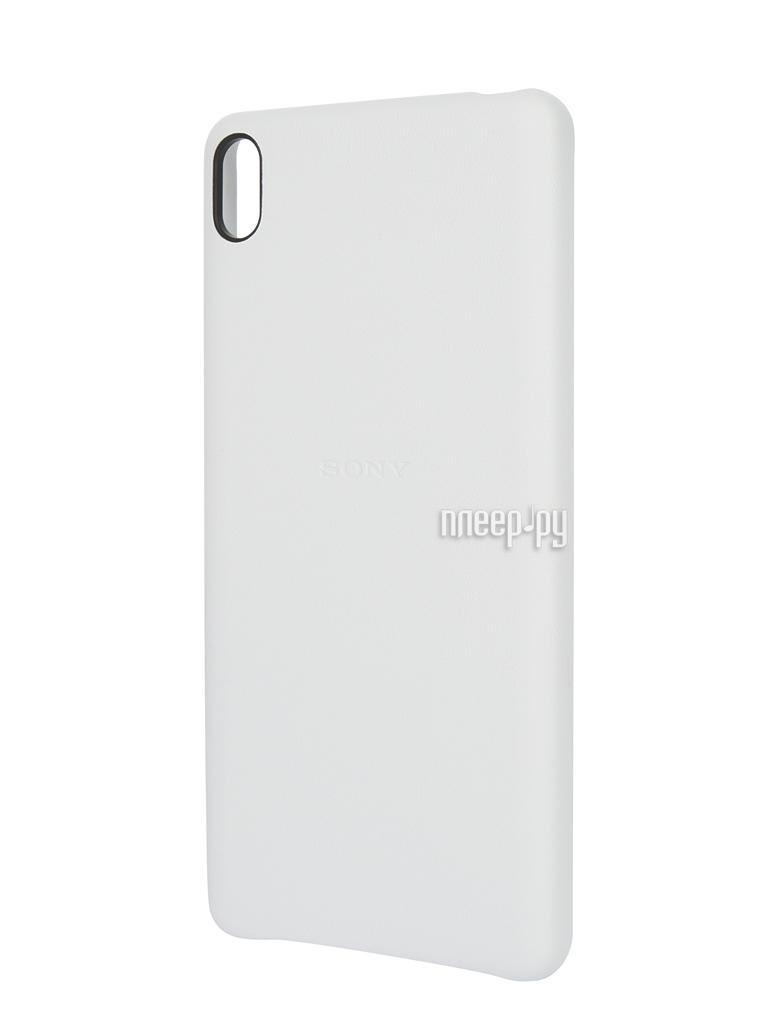 Аксессуар Чехол Sony Xperia XA SBC26 White