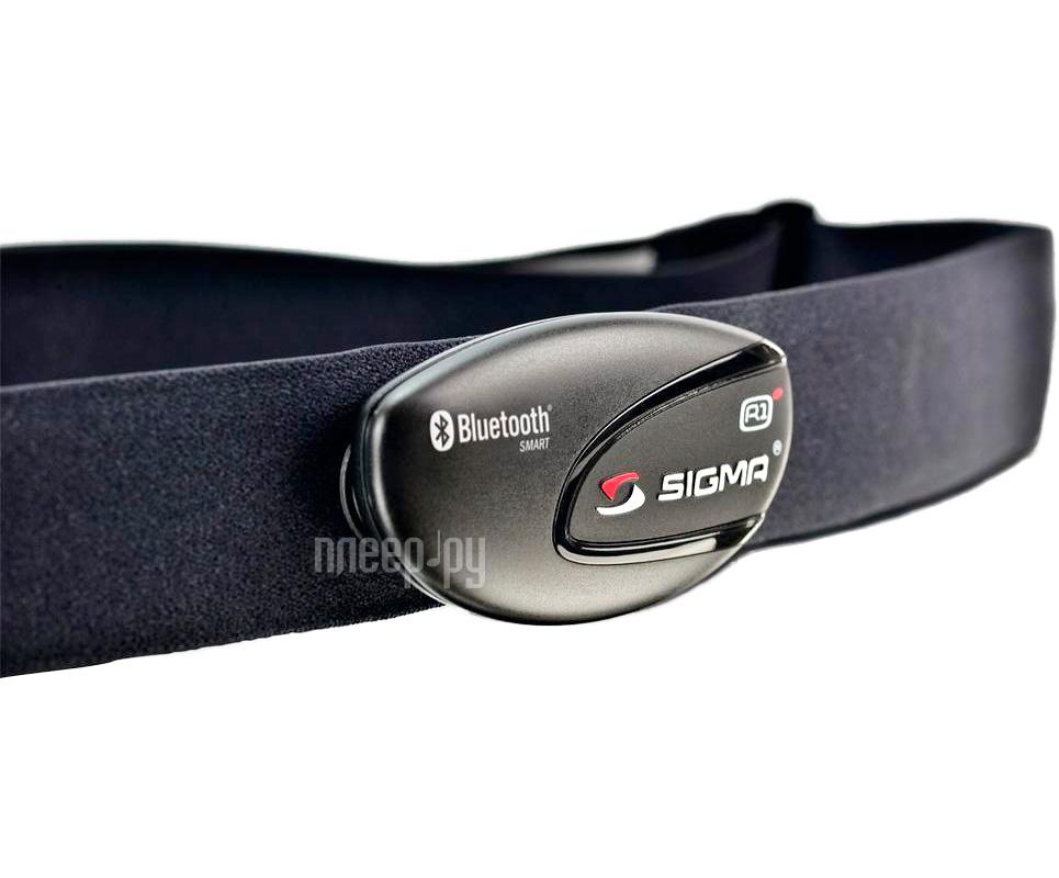 Пульсометр Sigma R1 STS Bluetooth NSI20328