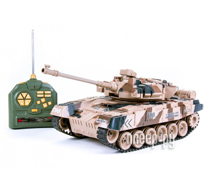 Игрушка Pilotage Russia T90 Camouflage RC18393