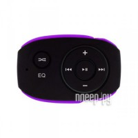 Плеер teXet T-24 8Gb Black-Purple