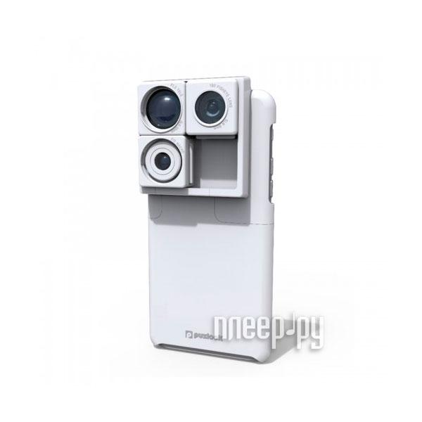 Аксессуар Объектив Puzlook для iPhone 6 Slim White PZL6W