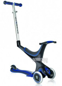 Самокат Y-SCOO RT Globber My Free Seat 5 in 1 Blue