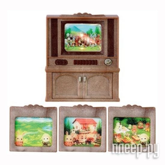 Игра Sylvanian Families Цветной телевизор