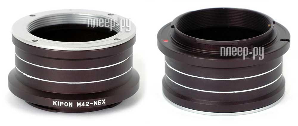 Переходное кольцо Kipon Adapter Ring M42 - NEX