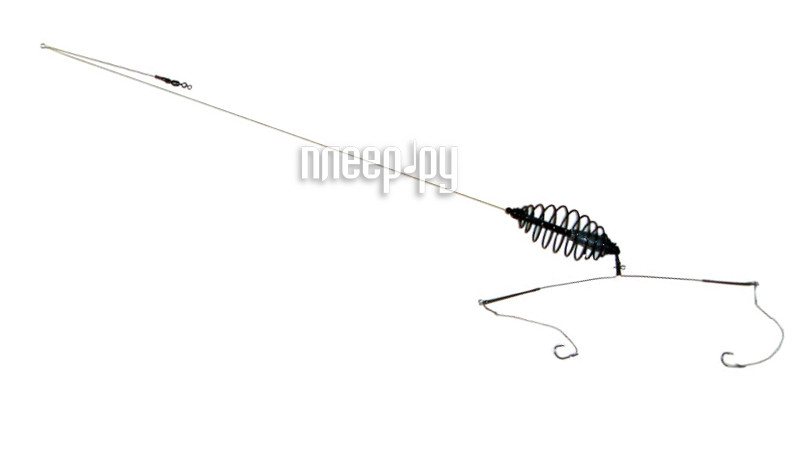 Кормушка Deepriver крючок №8 DM82-000-G08 отвод оснащенный боковой