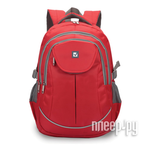 Рюкзак BRAUBERG Red 225522