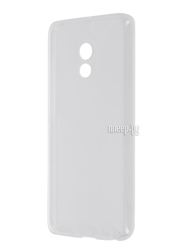 Аксессуар Чехол Meizu Pro 6 SkinBox Slim Silicone Transparent T-S-MP6-006