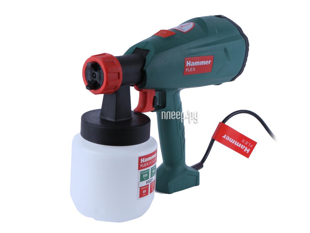 Краскораспылитель Hammer PRZ350 Flex