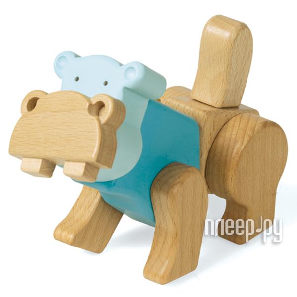 Конструктор EQB ZOO-HIPPO