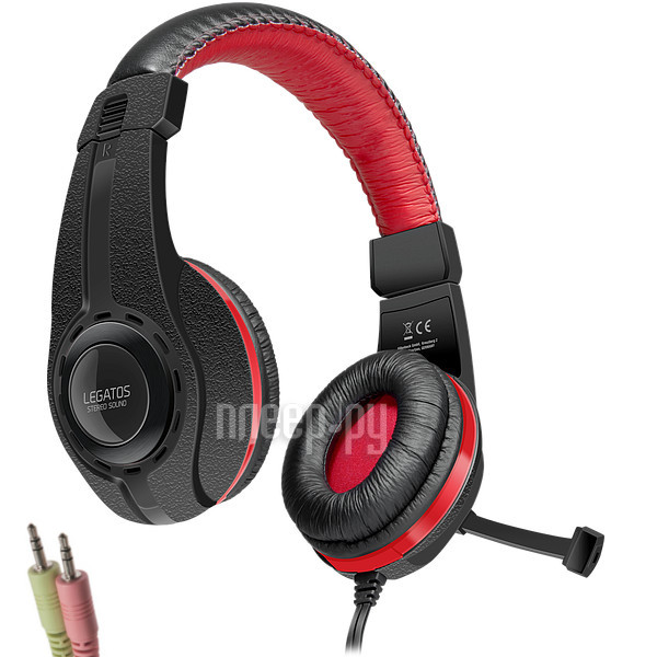 Гарнитура Speed-Link SL-860000 Legatos Stereo Gaming Headset купить