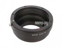 Переходное кольцо Kipon Adapter Ring Canon EOS - Fuji X / EOS-FX
