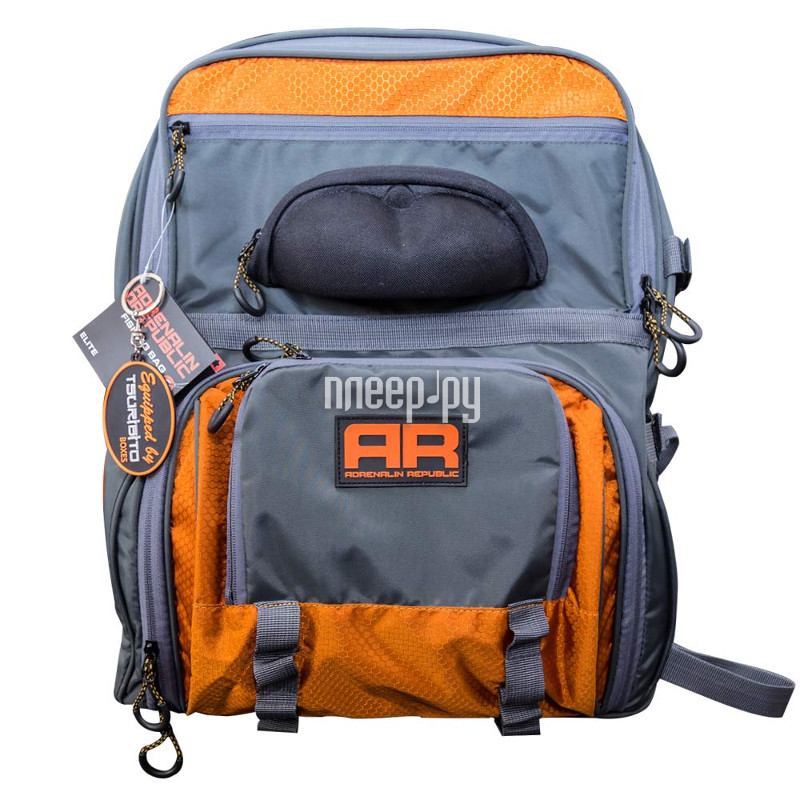 Рюкзак Adrenalin Republic Backpack Elite equipped by Tsuribito
