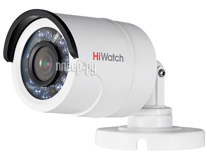AHD камера HikVision HiWatch DS-T200 (2.8mm)