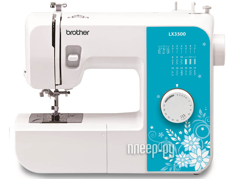 Швейная машинка Brother LX-3500