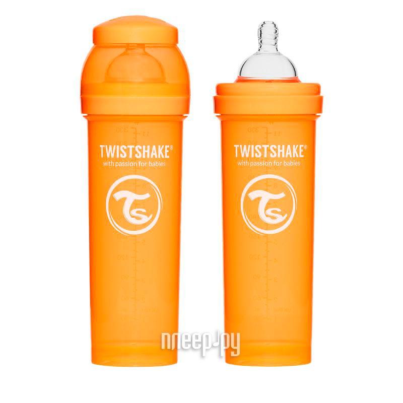 Бутылочка Twistshake 330ml Orange 780015