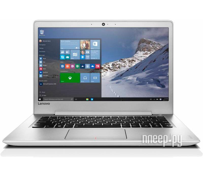 Ноутбук Lenovo IdeaPad 510S-14ISK 80TK0068RK (Intel Core i5-6200U 2.3 GHz / 8192Mb / 1000Gb / No ODD / AMD Radeon R7 M460 2048Mb / Wi-Fi / Cam / 14.0 / 1920x1080 / Windows 10 64-bit)