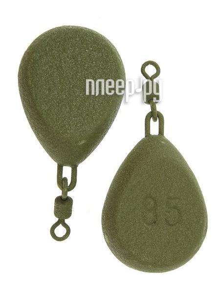 Грузило Onlitop Flat Pear Swivel 85гр. 1045788 - набор