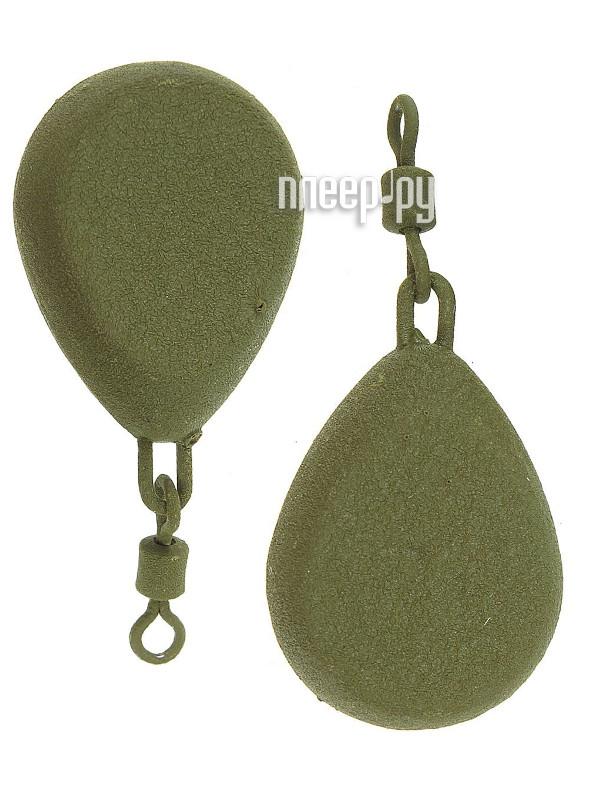 Грузило Onlitop Flat Pear Swivel 71гр. 1045787 - набор