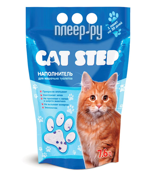 Наполнитель CAT STEP 7.6L НК-006 50394
