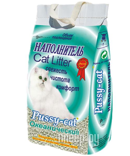 Наполнитель Pussy-Cat Океанический 10л