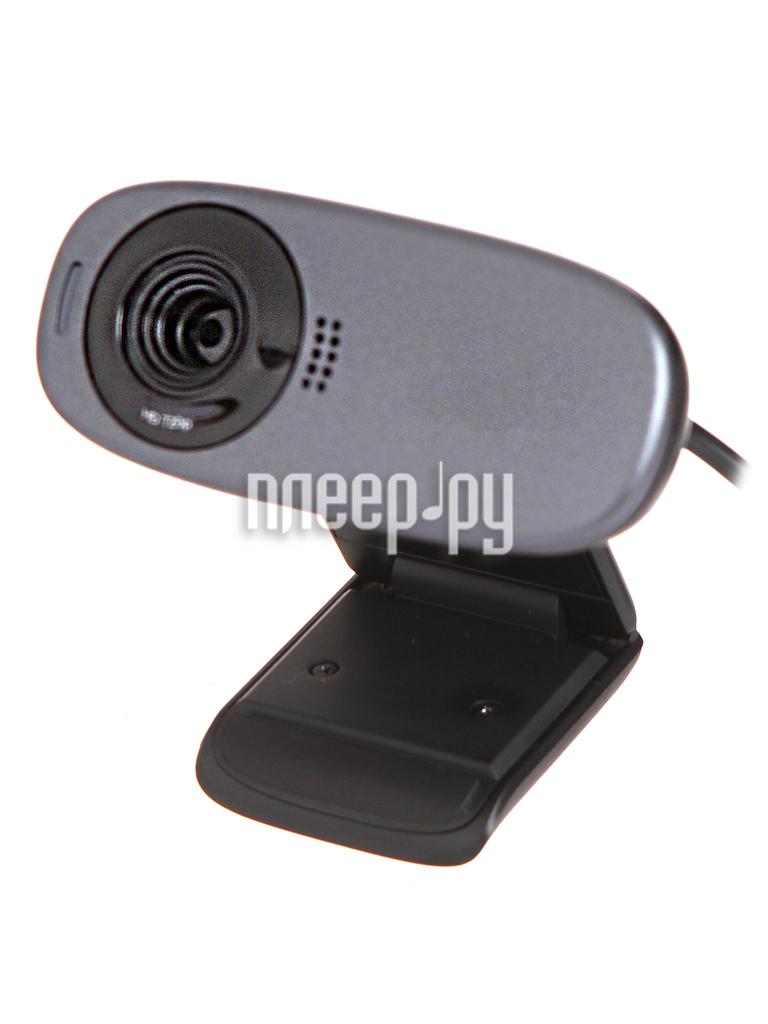 Вебкамера Logitech Webcam C310 HD 960-000638