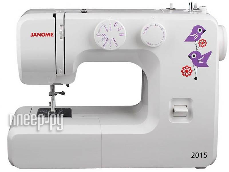 Швейная машинка Janome 2015