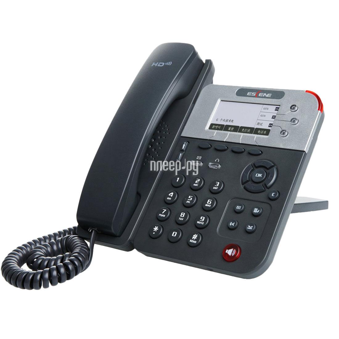 VoIP оборудование Escene WS290-PN