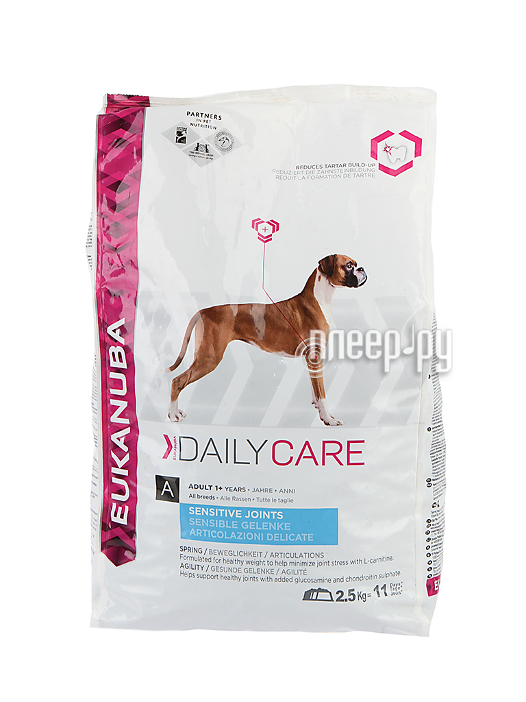 Корм Eukanuba DC 2.5kg для собак 81053568