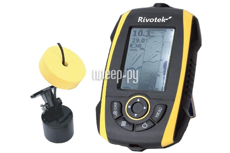Эхолот Rivotek Fisher 25 Pro