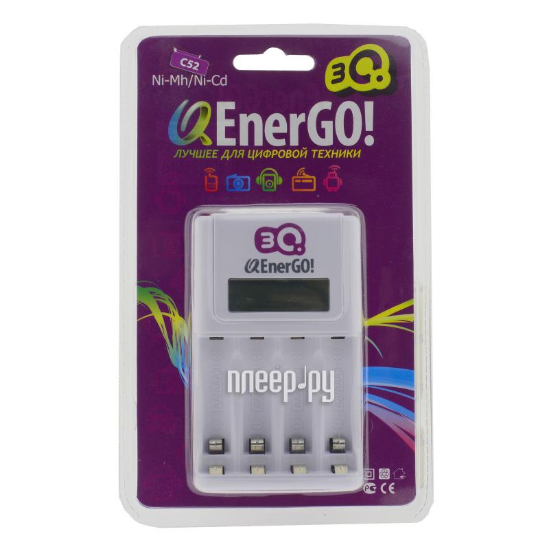 Зарядное устройство 3Q QEnerGO! C52