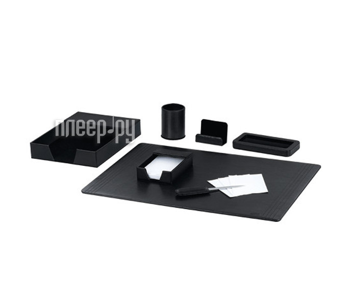 Настольный набор GALANT Black 232279