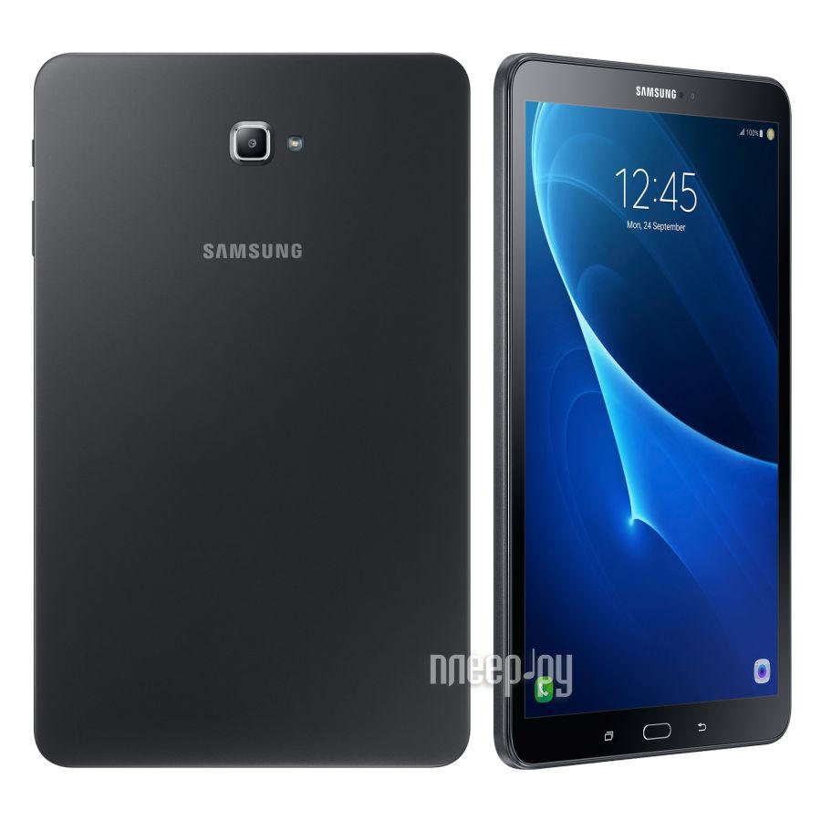 Samsung SM-T585 Galaxy Tab A 10.1 - 16Gb Black SM-T585NZKASER (Exynos 7870 1.6 GHz/2048Mb/16Gb/GPS/LTE/3G/Wi-Fi/Bluetooth/Cam/10.1/1920x1200/Android)
