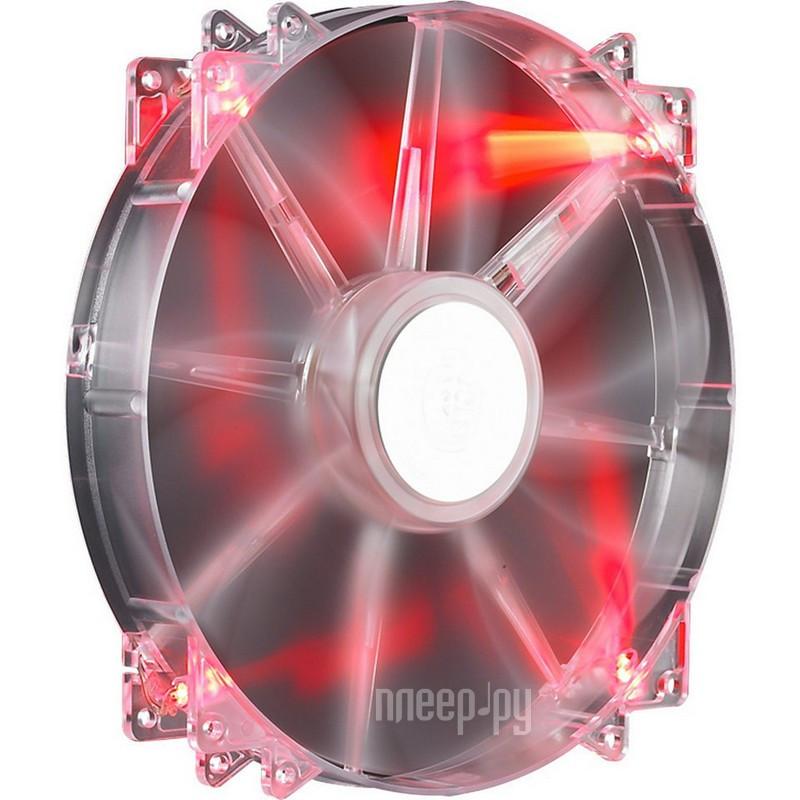Вентилятор Cooler Master MegaFlow 200 Red LED R4-LUS-07AR-GP купить